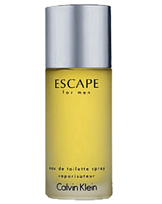 Escape For Men EDT Eau de Toilette 100 ml