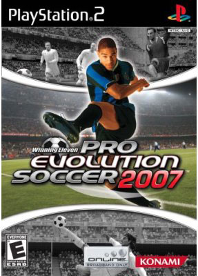 Winning Eleven - Pro Evolution Soccer 2007