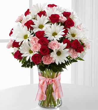 The Sweet Surprises Bouquet - VASE INCLUDED
